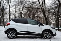 Renault Captur Energy TCe 120 Night & Day - z boku