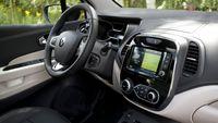 Renault Captur Initiale Paris 1.2 Tce - wnętrze