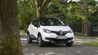 Renault Captur Initiale Paris 1.2 Tce - z przodu
