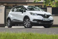 Renault Captur Initiale Paris 1.2 Tce - diament w koronie