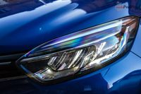 Renault Captur S-Edition - reflektor