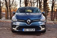 Renault Clio 1.5 dCi Winter Edition - przód