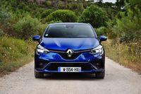 Renault Clio 2019 - przód