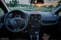 Renault Clio GT-Line 1.5 dCi 110 KM FL - wnętrze