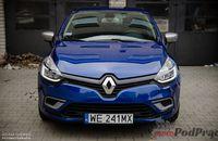 Renault Clio GT-Line 1.5 dCi 110 KM FL - przód