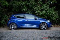 Renault Clio GT-Line 1.5 dCi 110 KM FL - z boku