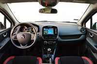 Renault Clio Grandtour Energy dCi 110 Intens - wnętrze