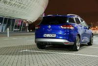 Renault Clio Grandtour - z tyłu