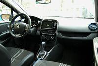Renault Clio Grandtour - wnętrze