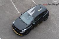 Renault Clio R.S. 18 - z góry