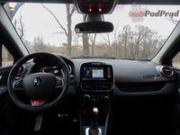 Renault Clio R.S. 18 - deska rozdzielcza