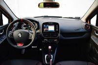 Renault Clio R.S. Trophy - wnętrze