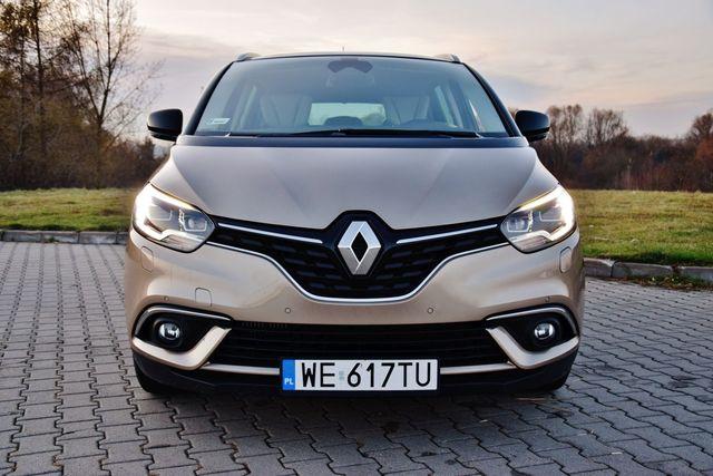 Renault Grand Scenic 1.3 TCe EDC Bose