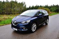 Renault Grand Scenic dCi 110 Hybrid Assist - z przodu