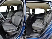 Renault Grand Scenic dCi 110 Hybrid Assist - fotele
