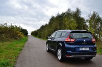 Renault Grand Scenic dCi 110 Hybrid Assist - tył