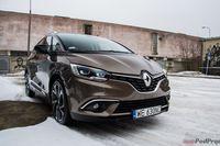 Renault Grand Scenic - z przodu