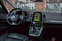 Renault Grand Scenic - wnętrze