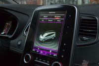 Renault Grand Scenic - ekran