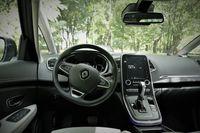 Renault Grand Scenic 1,3 tCe - deska rozdzielcza