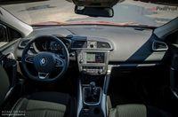 Renault Kadjar Bose 1.6 TCe 160 KM 2WD - wnętrze