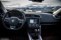 Renault Kadjar 1.3 TCe FAP - deska rozdzielcza