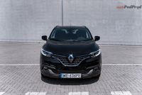 Renault Kadjar - z boku przód