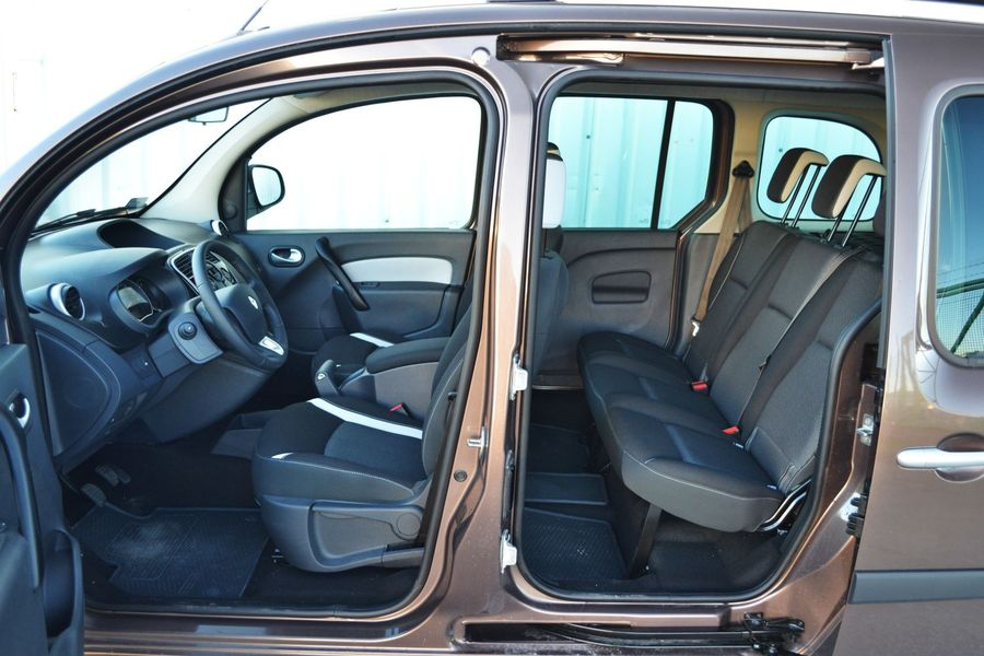 renault kangoo 1 5 dci extrem testy aut. Black Bedroom Furniture Sets. Home Design Ideas
