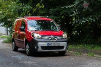 Renault Kangoo Express 1.5 dCi 90 KM - silnik to za mało