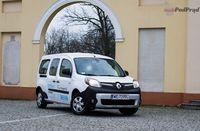 Renault Kangoo ZE Maxi Combi - z przodu