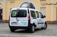 Renault Kangoo ZE Maxi Combi - z tyłu