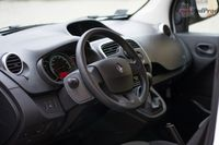 Renault Kangoo ZE Maxi Combi - wnętrze