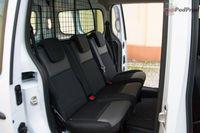 Renault Kangoo ZE Maxi Combi - fotele