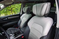 Renault Koleos - przednie fotele