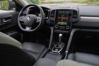 Renault Koleos - wnętrze