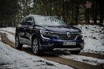 Renault Koleos 2.0 dCi 4×4 Intens - przyjemny i stateczny