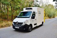 Renault Master Energy dCi Igloocar - z przodu