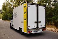 Renault Master Energy dCi Igloocar - z tyłu