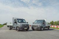 Użytkowe Renault, czyli Trafic i Master