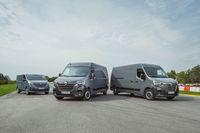 Renault Master - z przodu