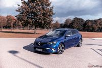 Renault Megane GT - z przodu