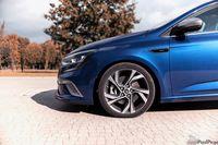 Renault Megane GT - cieplejszy kompakt