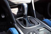 Renault Megane GT - dźwignia biegów