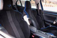 Renault Megane GT - fotele