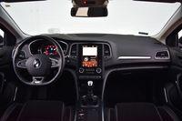 Renault Megane GrandCoupe 1.3 TCe Intens - deska rozdzielcza