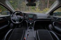 Renault Megane Grandcoupe - wnętrze
