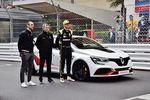 Renault Megane R.S. Trophy-R - premiera w Monako