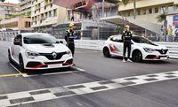 Renault Megane R.S. Trophy-R na torze