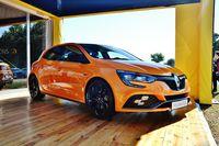 Renault Megane R.S. - z przodu