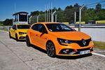 Premiera Renault Megane R.S. na Renault Sport Days